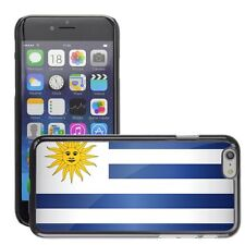 Hard Phone Case Cover Skin For Apple iPhone uruguay national flag country flag