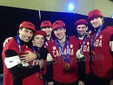 Sochi 2014 Official HBC CANADA Olympic Closing Ceremony Lambswool Sweater Men