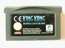 26246 King Kong The Official Game Of The Movie - Nintendo Game Boy Advance Game