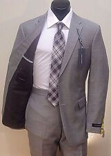 Retail $400.00 NOW $199.99 Tommy Hilfiger Grey 2B All Wool Suit