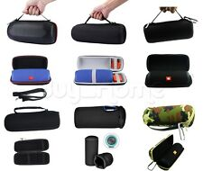 Travel Portable Hard Case Bag Zipper Pouch F JBL Charge/Flip 3 Bluetooth Speaker
