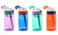 New Avex Kids Autospout Spill Proof BPA Free Water Bottle 414ml