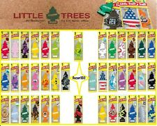 Magic Little Trees Car Auto Hanging Scent Air Freshener Fragrance -12 to 60 pack