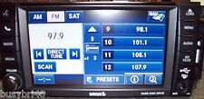 2012 Chrysler/Jeep/Dodge AM/FM/CD/HDD/DVD/NAV RHB Audio System