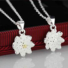 Short Necklace Lotus Necklaces Ladies Collar Choker For Women Jewelry Necklace