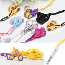 -MD99 Stereo 3.5mm Earphone Headphone With Mic Headset For Call Phone Samsung