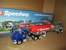 FIRST GEAR 1/64  2016 Speedway Collector Toy Mack PInnacle Fuel Tanker Truck
