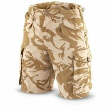 New British Army Desert DPM Shorts ( Choice of Size ) Military Surplus