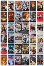 Movies DVD'S Bundle Comedy Family Action TV Series Adventure Film Cheap JobLot