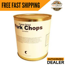 Military Surplus Freeze Dried 1Can - Chops, Fillets & Cheese ,Authorized Dealer