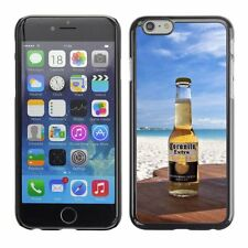 Hard Phone Case Cover Skin For Apple iPhone Bottle of beer on the be