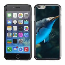 Hard Phone Case Cover Skin For Apple iPhone Small penguin swims unde