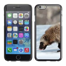 Hard Phone Case Cover Skin For Apple iPhone Wolverine and red fox an
