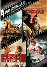 Epic Adventures Collection: 4 Film Favorites (DVD, 2011, 4-Disc Set)