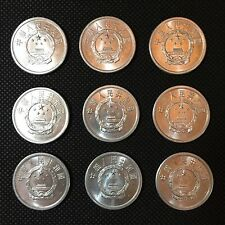 5 FEN COINS • CHINESE • HIGH GRADES • CHOICE OF DATES FROM: 1976 - 1985