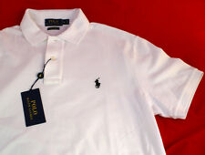 M / L  NWT Polo Ralph Lauren Men's Stretch Mesh Polo Shirt   / White