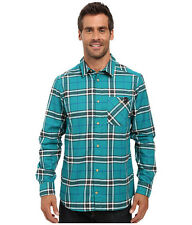 Adidas All Outdoor Checker Moss Long Sleeve Hiking Shirt Save $30!!  2XL XXL