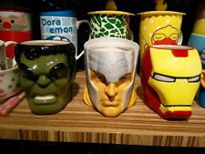 Mug MARVEL Avengers ceramic coffee mugs superhero cups Iron man Thor Hulk
