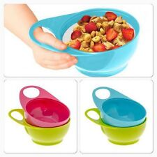 NEW Easy-Hold Baby Bowls - 2 pack Childrens Kids