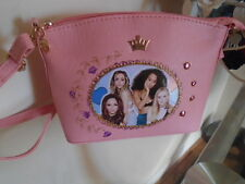 NEW GORGEOUS BABY PINK  LITTLE MIX   PICTURE SHOULDER BAG