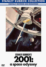 Stanley Kubrick's 2001: A SPACE ODYSSEY DVD GREAT PRICE GREAT CONDITION