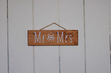 Mr and Mrs Sign, Wedding Gifts, Mrs & Mrs, Mr & Mr, Rustic Wedding Bride & Groom