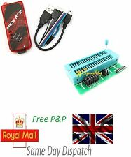 PICkit2 PIC KIT2 debugger programmer for dsPIC PIC32 PIC24+Logifind adapter - UK