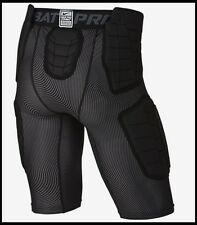 $90 M Nike Pro Combat Hyperstrong Compression Elite Padded Football Shorts