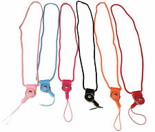 Detachable Ring Neck Strap Lanyard Cell Phone ID Card Camera Flash Drive