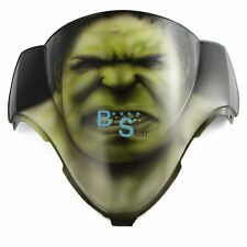 Airbrushed Green Hulk Windscreen Windshield For Honda CBR Fairing motorcycle