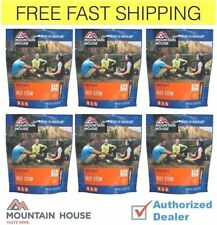 Mountain House - Freeze dried foods , Pack of 6 pouches, FREE Shipping