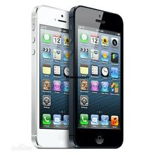 Apple iPhone 5 -16GB 32G 64GB (Factory Unlocked)Smartphone Black, White Phone VY