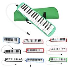 32/37 Key Piano Keyboard Style Melodica Harmonica w/ Carrying Bag Beginners Gift