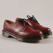 Dr Martens 1461 3 Hole Eyelet Mens Womens Unisex Smooth Leather Shoes UK 7 9
