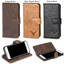 iPhone 7 Leather Cover Case Mobile Phone Cover Case Book GAZZI wallet Case