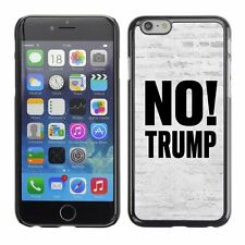 Hard Phone Case Cover Skin For Apple iPhone 131 BAN Trump bricks cement wall