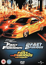 The Fast And The Furious/2 Fast 2 Furious/The Fast And The Furious - Tokyo...