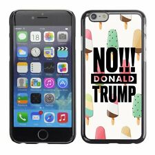 Hard Phone Case Cover Skin For Apple iPhone 79 BAN Donald Trump colors ice-cream