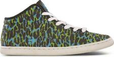Etnies SENIX D MID women Low-Top Shoe BLACK LIME