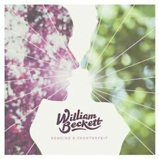 Genuine & Counterfeit by William Beckett (CD, Aug-2013, Equal Vision)