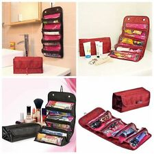 Toiletry Bag 2 Colors Makeup Case Tool Travel Pouch Wall Hang Cosmetic Organizer