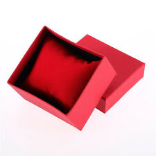 Present Gift Boxes Case For Bangle Jewelry Ring Earrings Wrist Watch Box Y