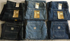 NEW Lee Jeans Mens Dungarees Carpenter Straight Leg Pant - Original-Retro-Quartz