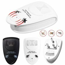 Whole House Fly Mouse Mice Spider Insect Ultra Sonic US/EU Plug In Pest Repeller