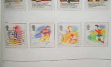 GB Commemorative Stamps