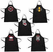 BBQ Aprons Chefs Grill Apron For Cooking Funny Mens Kitchen Barbecue Accesories