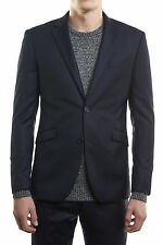 New Barkers Mens Suits Barker Navy Suit Jacket NAVY