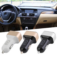 Triple USB Universal Car Charger Adapter 3 Port 2A 2.1A 1A For Cell Phone lot XC