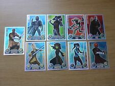 Force Attax Star Wars Series 1 - Force Master - Pick Your Cards £1.25 Each!
