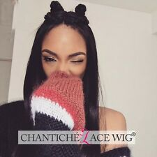 Best Indian Human Hair Full Lace Wigs Silky Straight Remy Hair Wigs For Women 6A